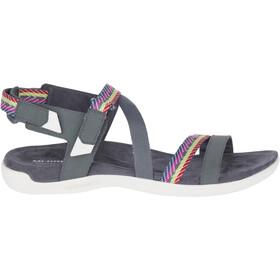 Merrell District Mendi Backstrap Sandals Women, grijs